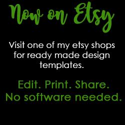 Visit my Etsy Shops